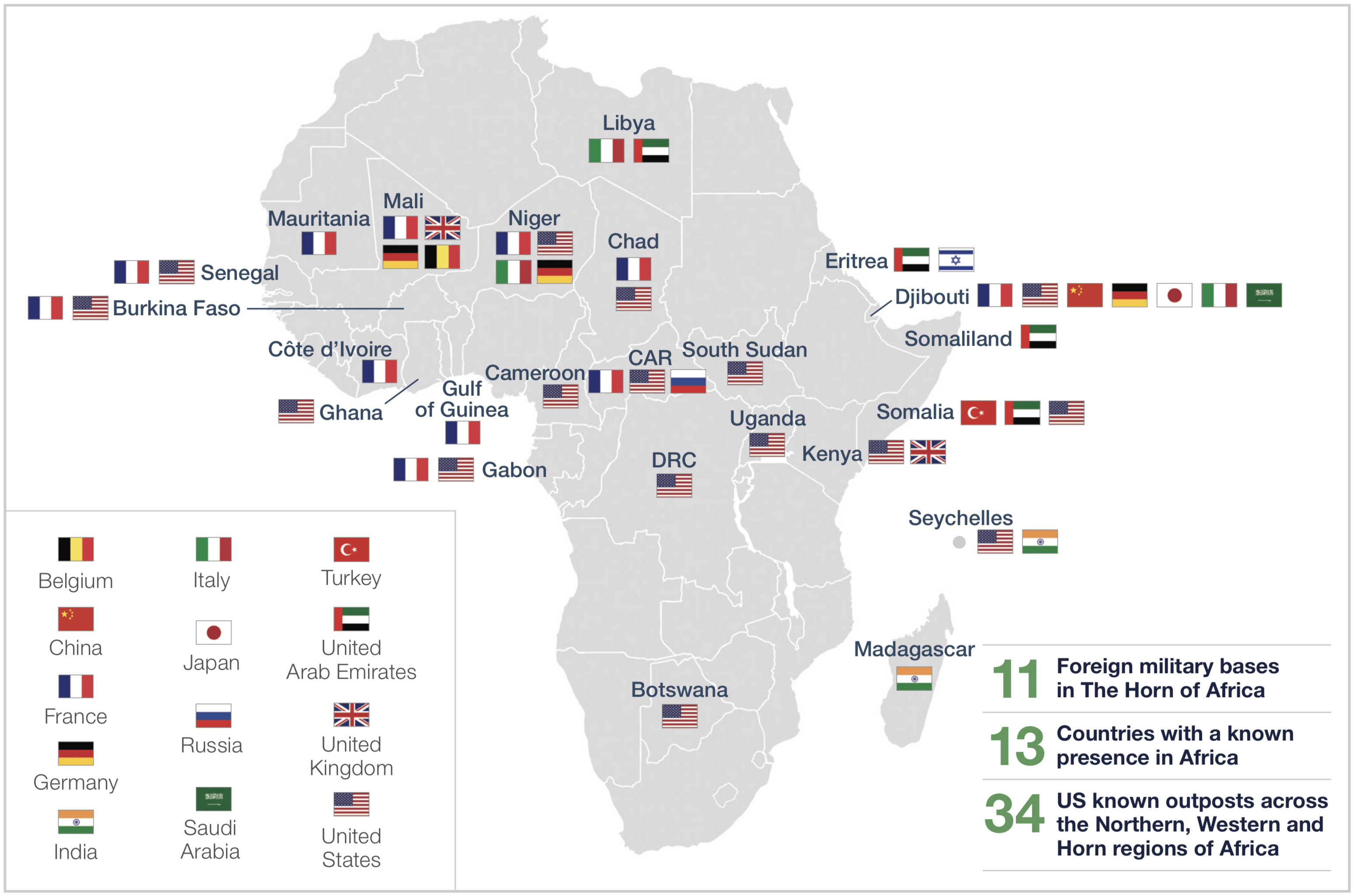 Picture of: Proceed With Caution Africa S Growing Foreign Military Presence Iss Africa