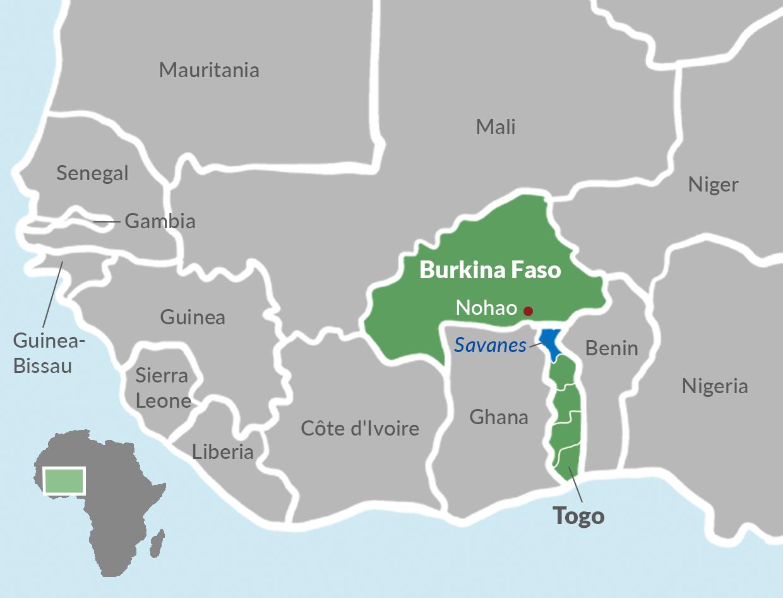West Africa's coastal states