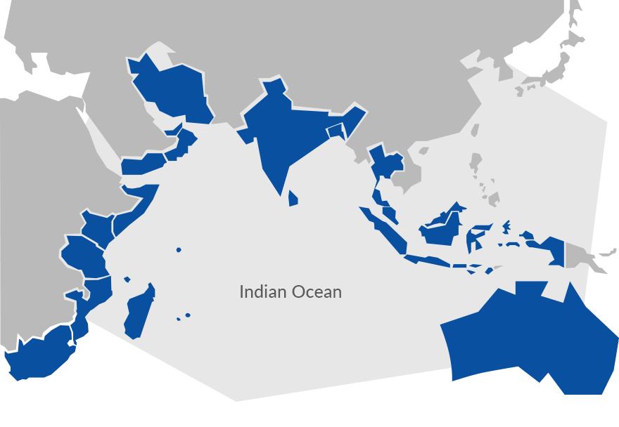 Indian Ocean Rim Association states