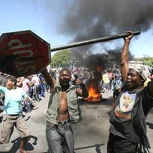 Getting to the bottom of what really drives public violence in South Africa  - ISS Africa