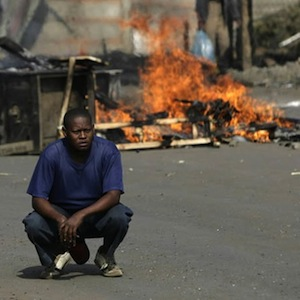 Understanding South African Political Violence: A New Problematic?