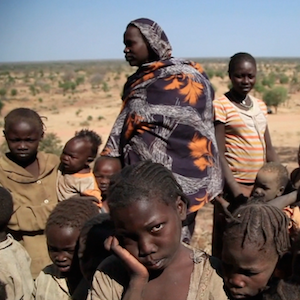 Sudan's forgotten war zones