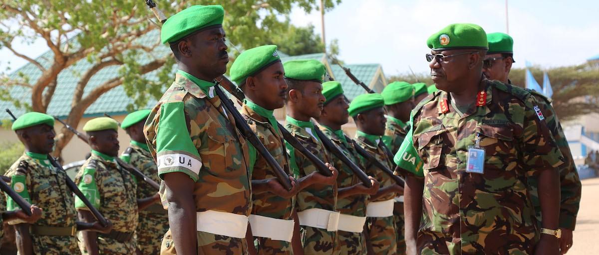 Tropas de AMISOM | Via: Radio Kulmiye