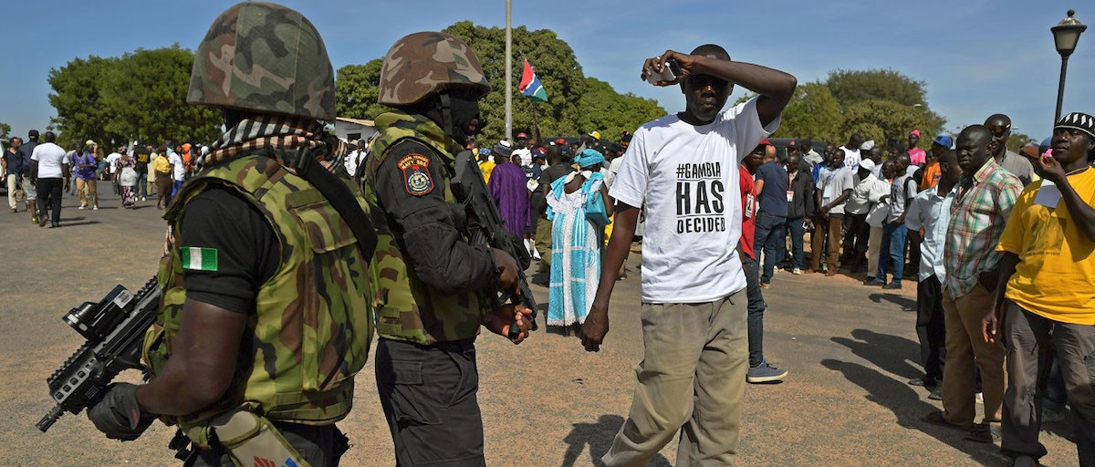 Will The Gambia be a turning point for AU peace efforts?