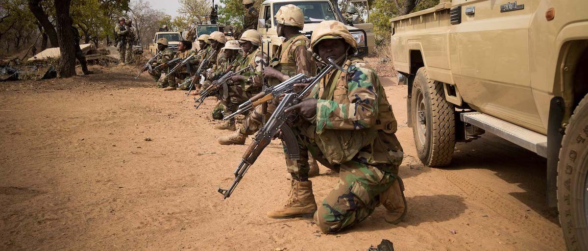 West Africa doesn't need another counter-terrorism force - ISS Africa