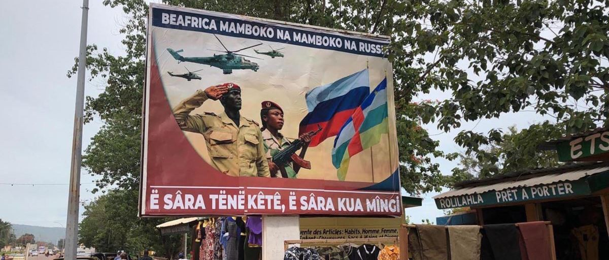 From Russia with love – or perhaps not? - ISS Africa